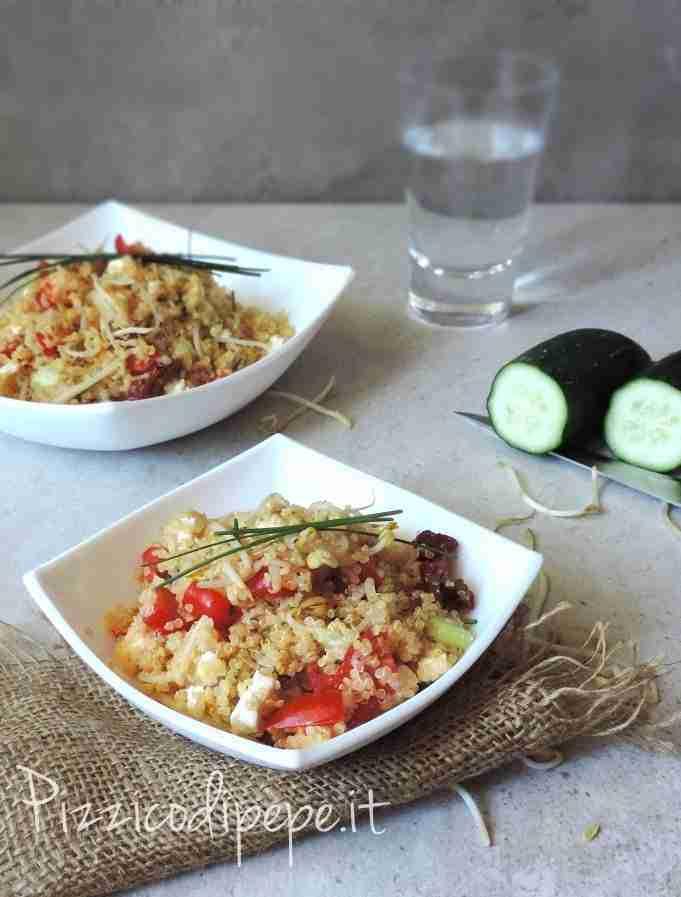 Quinoa-ricetta-con-verdure