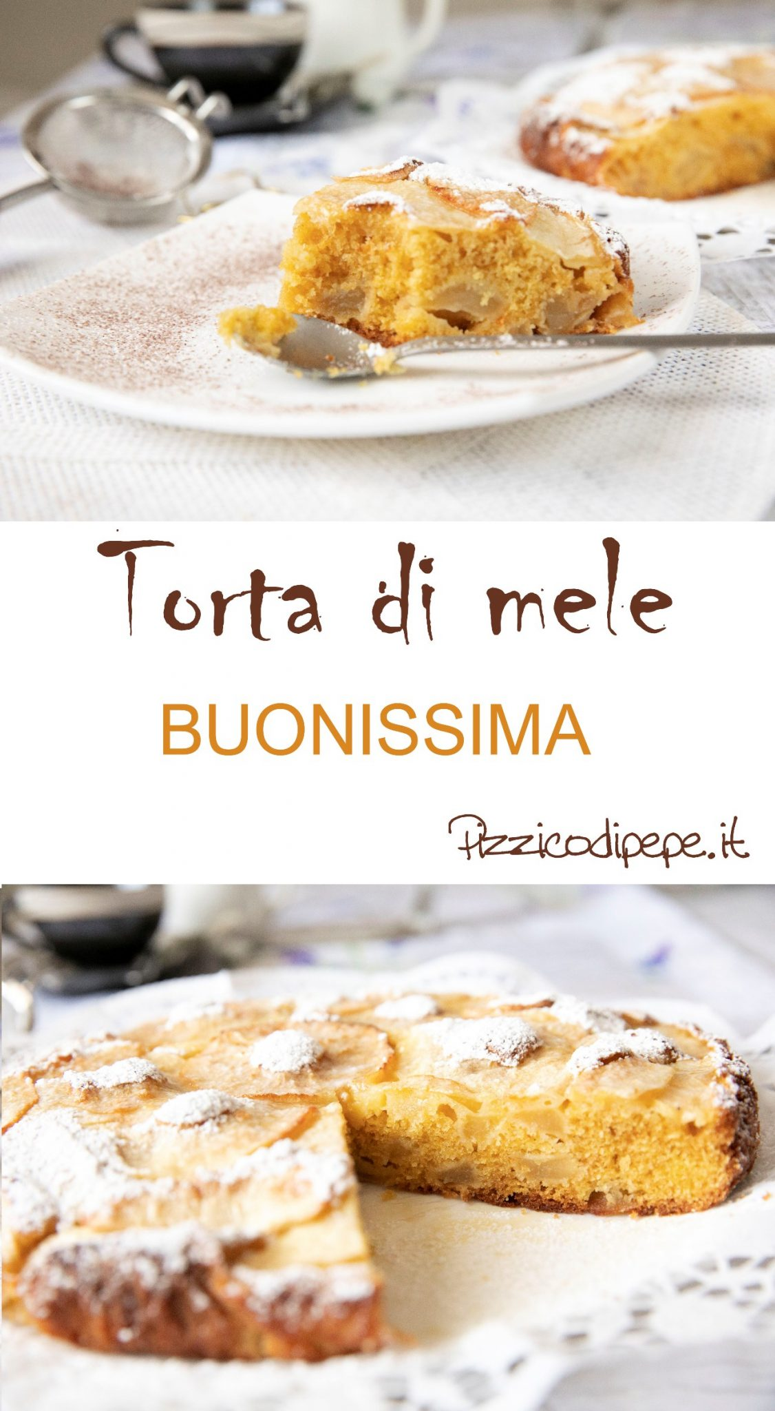 Torta di mele_Pizzicodipepe.it