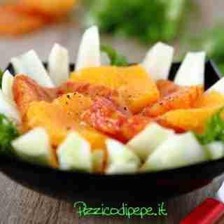 ciotola finocchi arance