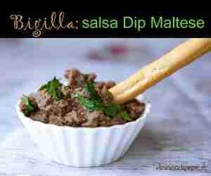 salsa dip maltese