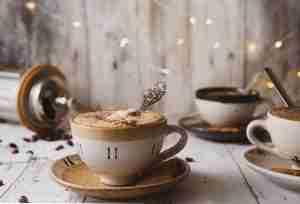 tazze cappuccino